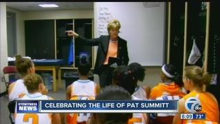 Local coach discusses Coach Pat's impact