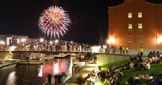 Fireworks and 4th of July festivities in WNY
