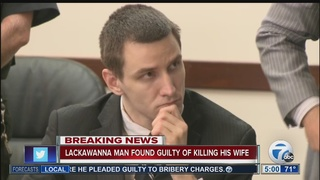 Man found guilty of killing wife