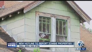 State creates hotline for reporting vacant homes