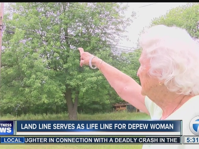 A Depew woman's call for help