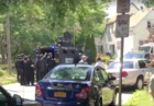 SWAT on Buffalo street after man makes threats