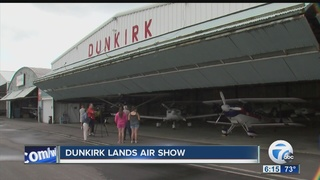 Dunkirk Airshow: First time since 1971