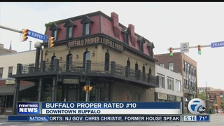 Buffalo bar ranked one of the best in the USA