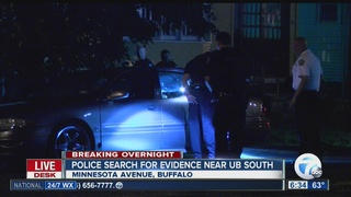 Search for evidence around home near UB South