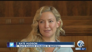 Stars of Marshall look back on time in WNY