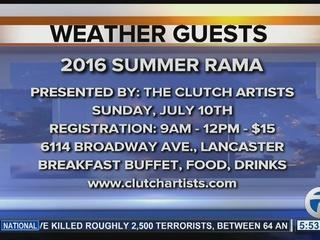 2016 Summer Rama