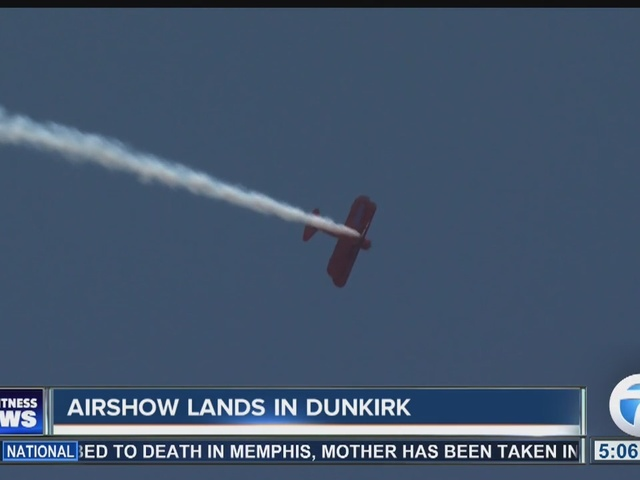 Dunkirk airshow preview