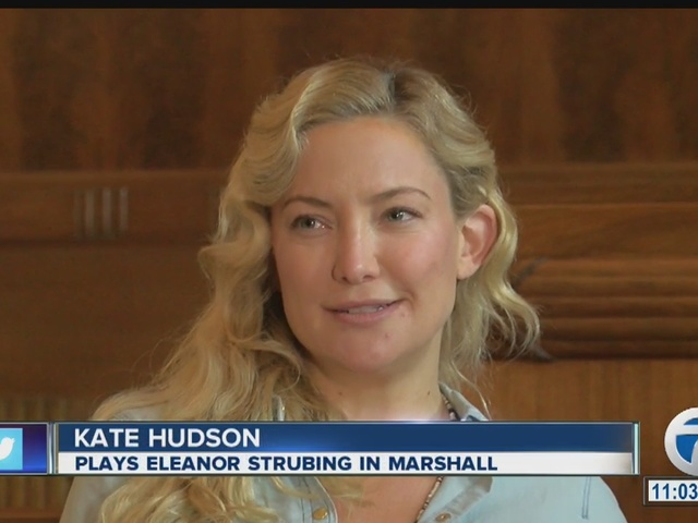 Stars of Marshall talk about time in WNY as film wraps up production in Buffalo