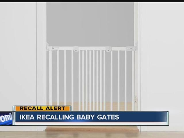 Recall Alert Ikea Recalls Baby Gates