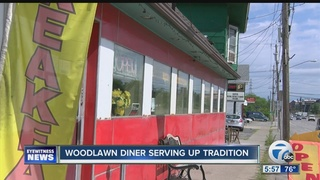 Serving up a tradition at the Woodlawn Diner