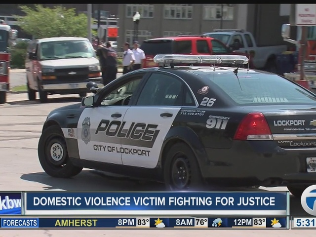 Domestic violence victim speaks out after learning several charges could…