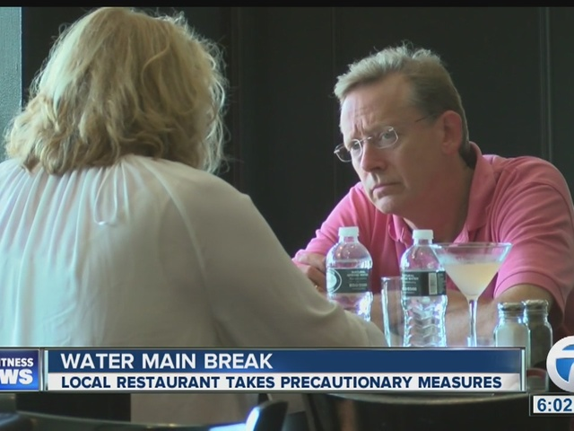 Local Businesses Cope With Waterman Break