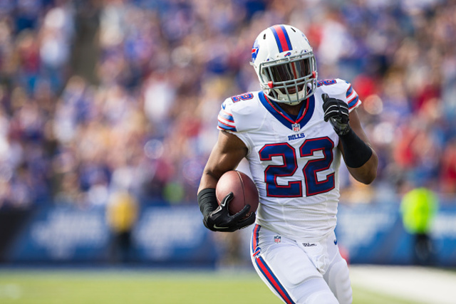 Bills player campaigns for Fred Jackson's return
