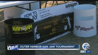 KanJam tournament helps fight pediatric cancer