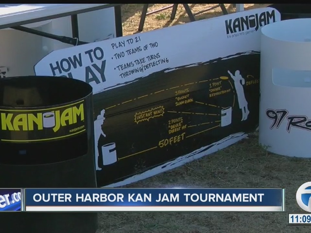 Kan jam tournament for pediatric cancer