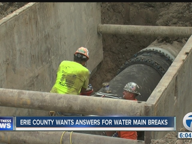 Legislators calling for hearing with Erie County Water Authority