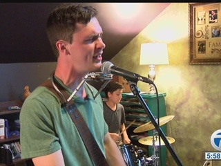 Brothers making a name in local music
