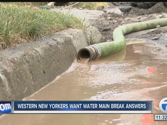 Water Authority responds to customers questions