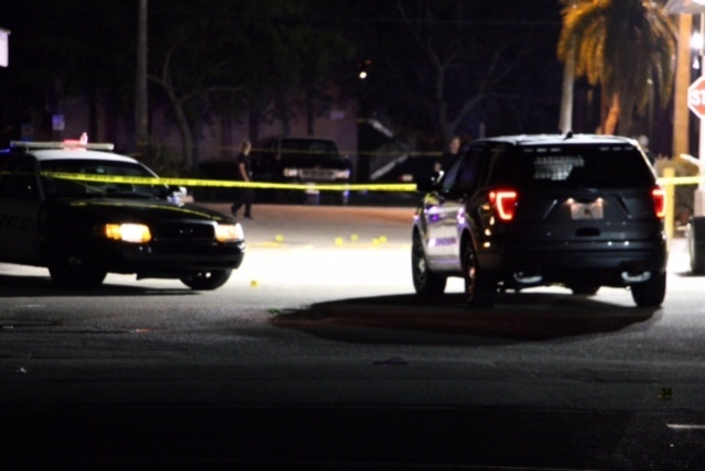 Two dead, 14-16 others shot at Florida club