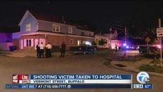 Buffalo woman killed by gunfire