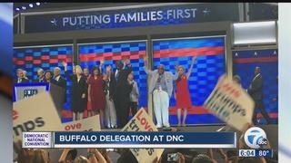 Democrat divide felt at DNC
