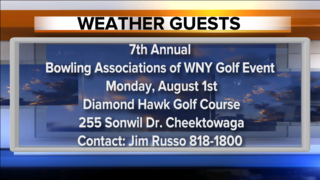 Bowling Association of WNY stopped by 7EWN