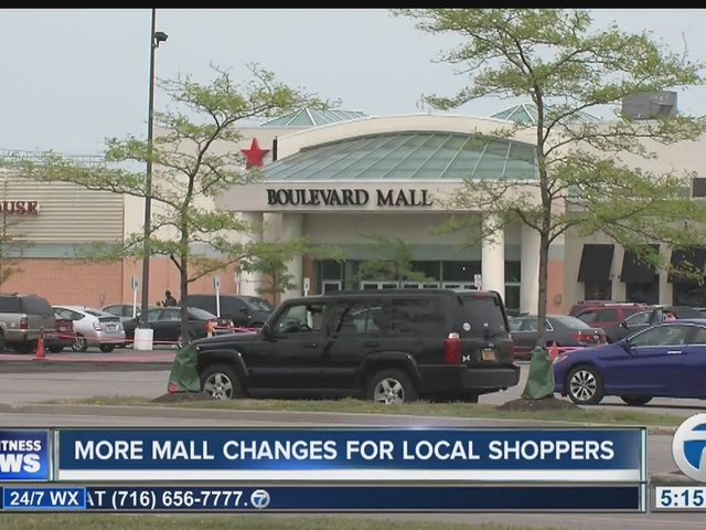 Boulevard Mall is for sale
