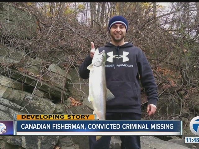 Canadian fisherman, convicted criminal missing