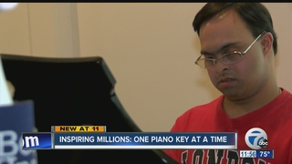 Inspiring millions one piano key at a time