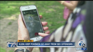 Study: Pokémon Go lures players to sex offenders