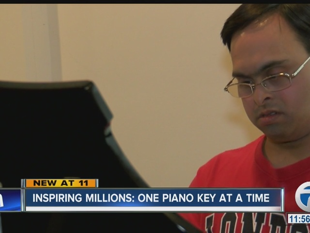 Inspiring Millions: One piano key at a time