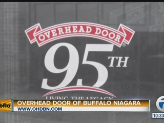 overhead door of buffalo niagara tonawanda n y wkbw buffalo ny