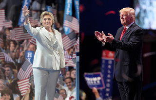 Will RNC or DNC have effect on undecided voters?