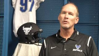 1-on-1 with UB Head Coach Lance Leipold
