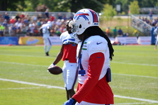 Bills officially place Sammy Watkins on I-R