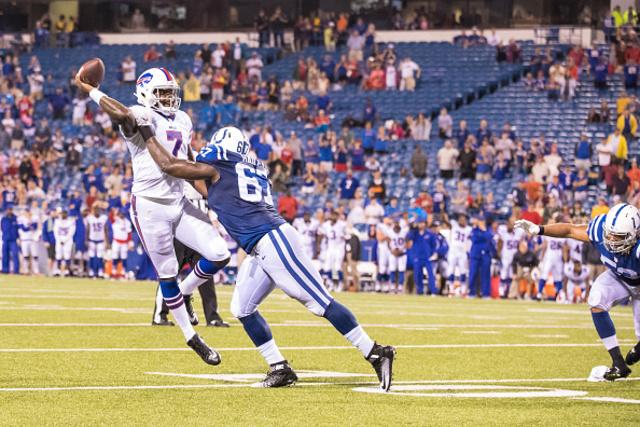 Irsay: Colts out of Luck; QB to make preseason debut at home
