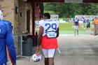 Bills release RB Karlos Williams