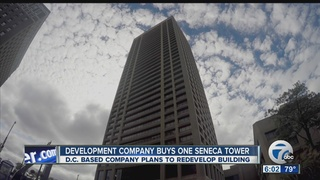 Company signs deal to buy One Seneca Tower