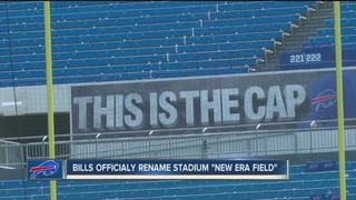 Some fans think New Era Field is a perfect fit