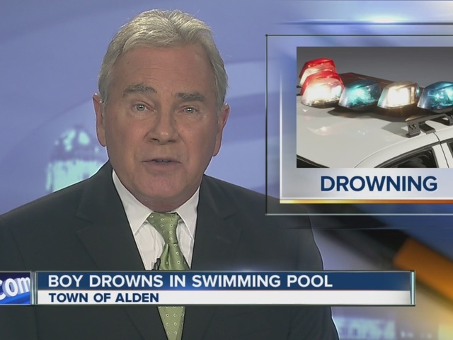 Boy drowns over the weekend at retirement party