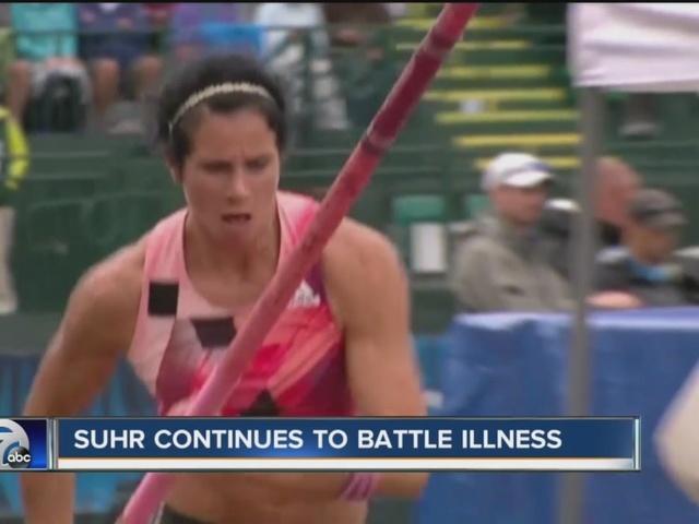 Suhr's illness has family worried