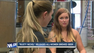 Local brewery releases all-women brewed beer