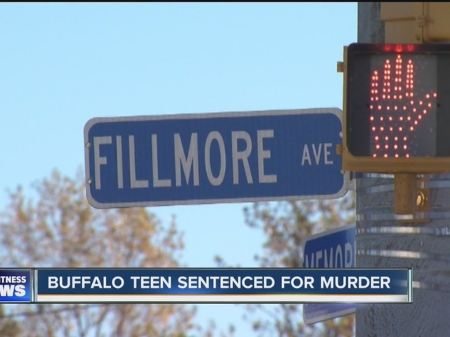 Buffalo teen sentenced for murder