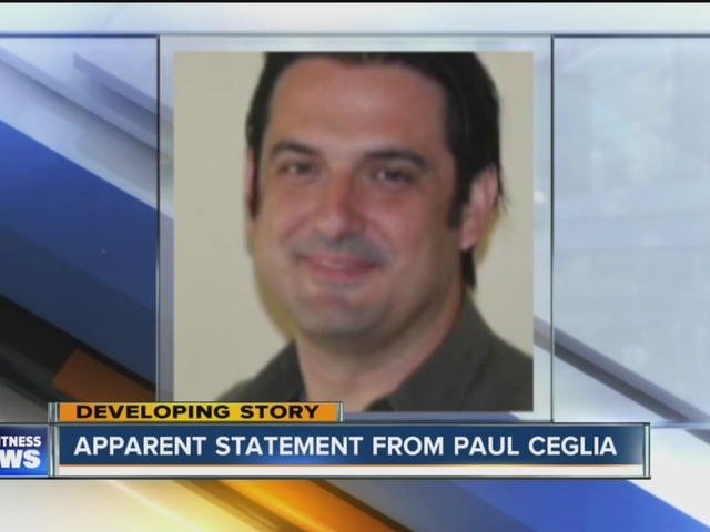 Paul Ceglia intends to sue the U.S.
