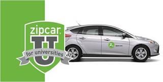 Zipcar offering car sharing at Buffalo State