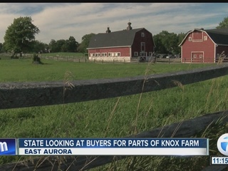 Changes could be coming for parts of Knox Farm
