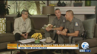 Back-To-School Driver Safety
