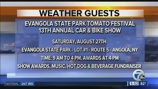 Evangola State Park Tomato Festival