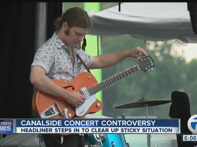 Local bands will play at last free Canalside concert after conflict